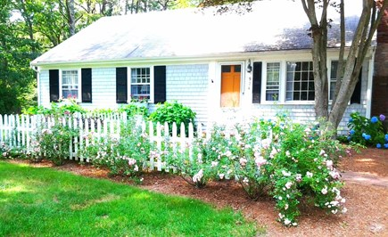 Brewster Cape Cod vacation rental - Classic Cape Cod home