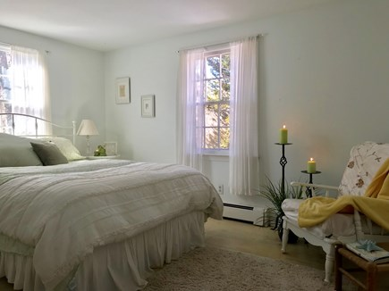 Brewster Cape Cod vacation rental - Queen bed in the Master