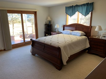 Eastham Cape Cod vacation rental - Master bedroom alternate view