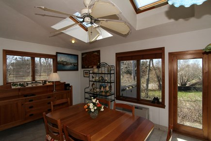 Eastham Cape Cod vacation rental - Dining area alternate views