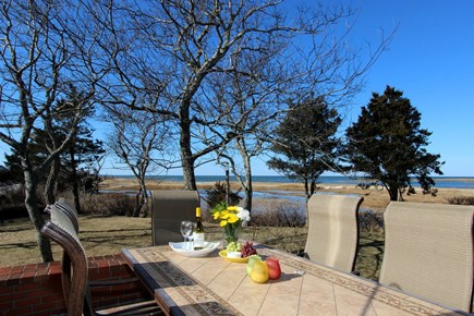 Eastham Cape Cod vacation rental - Beautiful outside space.