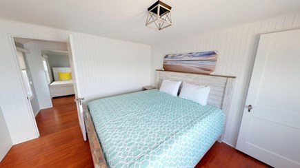 Harwich Cape Cod vacation rental - Second floor Bedroom with a queen bed.