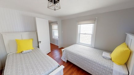 Harwich Cape Cod vacation rental - Second floor Bed Room with twin beds.