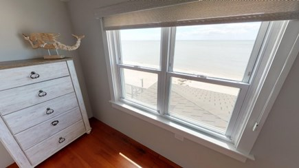 Harwich Cape Cod vacation rental - Up Stairs Bed Room over looking the water.