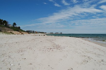 Harwich Cape Cod vacation rental - White sand ocean Beach.