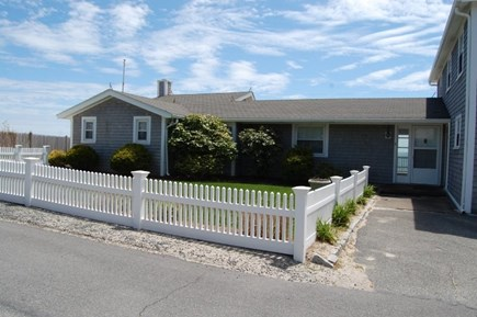 Harwich Cape Cod vacation rental - Front Yard.