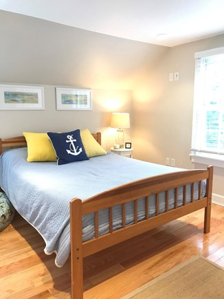 Falmouth Heights Cape Cod vacation rental - Master bedroom with Queen bed