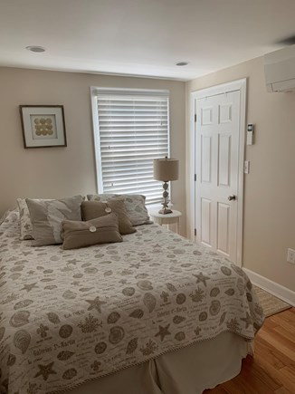 Falmouth Heights Cape Cod vacation rental - Bedroom with queen bed