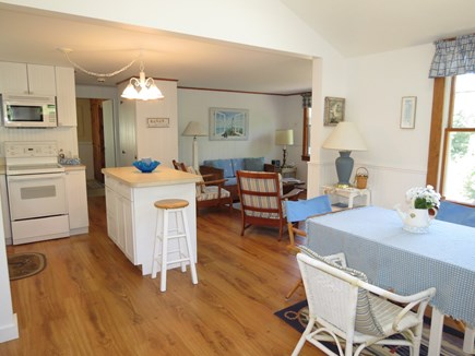 Orleans Cape Cod vacation rental - Kitchen/dining room