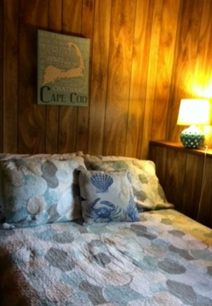 Truro Cape Cod vacation rental - Bedroom 3