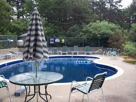 Truro Cape Cod vacation rental - Condo Association Pool