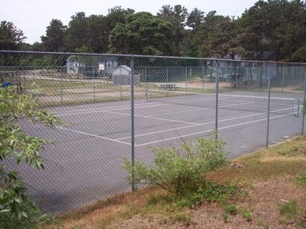 Truro Cape Cod vacation rental - Condo Association Tennis Courts