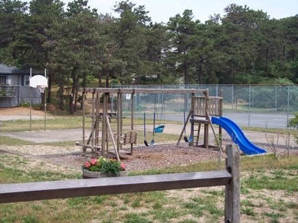 Truro Cape Cod vacation rental - Condo Association Playground