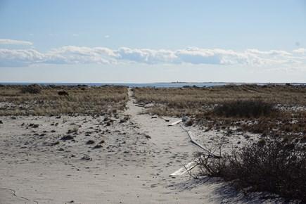 North Truro Cape Cod vacation rental - Beach path