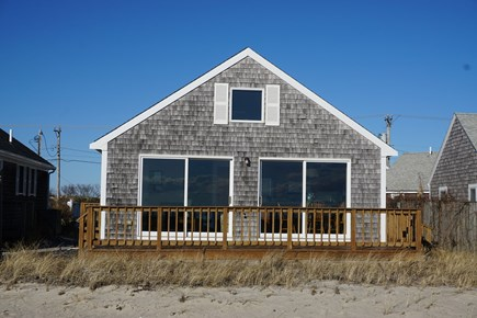 North Truro Cape Cod vacation rental - View from Beach