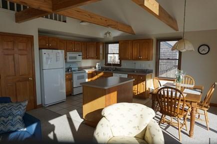 North Truro Cape Cod vacation rental - Kitchen/dining