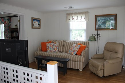 East Dennis Cape Cod vacation rental - Sitting / TV  Area