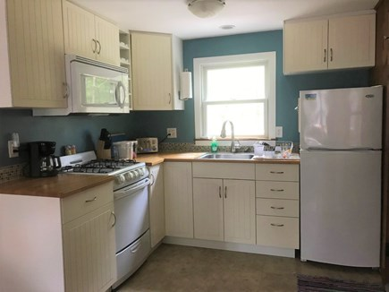 South Dennis Cape Cod vacation rental - Open, fully equipped kitchen