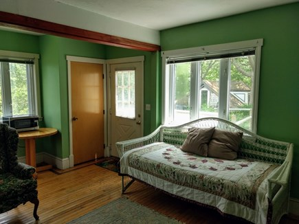 Bourne Cape Cod vacation rental - Downstairs room with daybed