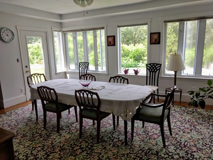 Bourne Cape Cod vacation rental - Dining room