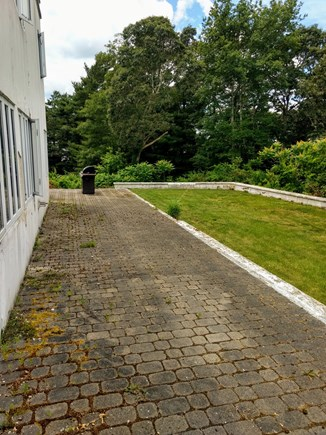 Bourne Cape Cod vacation rental - Patio and back yard