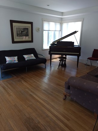 Bourne Cape Cod vacation rental - Music room