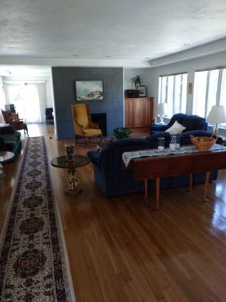 Bourne Cape Cod vacation rental - Entertainment room