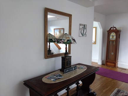 Bourne Cape Cod vacation rental - Foyer, front entrance