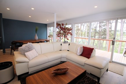 Wellfleet Cape Cod vacation rental - Enjoy the ever-changing tidal marsh views from living room