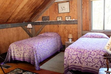Wellfleet Cape Cod vacation rental - Other second floor bedroom with two twins