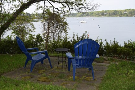 Mashpee Cape Cod vacation rental - Sit outside and watch the boats and birds by day; stars at night.