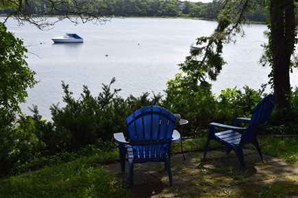 Mashpee Cape Cod vacation rental - Another shot of the amazing oceanfront view.