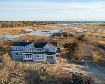 Brewster Cape Cod vacation rental - Breathtaking marsh and water view