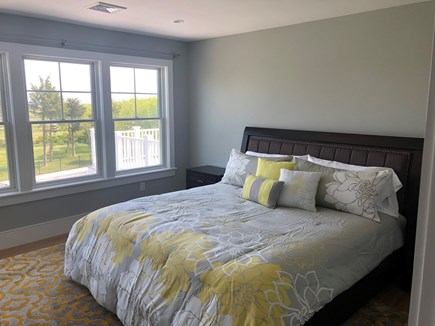 Brewster Cape Cod vacation rental - Second-floor ensuite bedroom with king bed