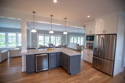 Brewster Cape Cod vacation rental - Beautiful well-equipped kitchen