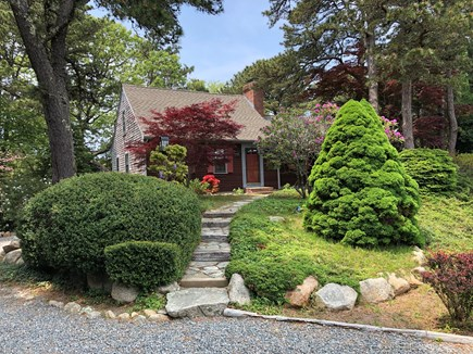 Brewster Cape Cod vacation rental - Quiet neighborhood with circle for kids to play
