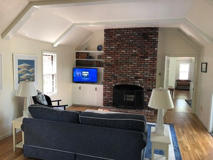 Brewster Cape Cod vacation rental - WIFI and new TV