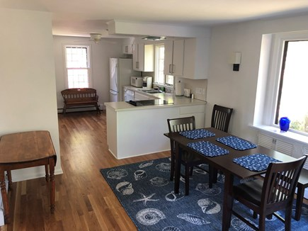 Brewster Cape Cod vacation rental - Eat in kitchen