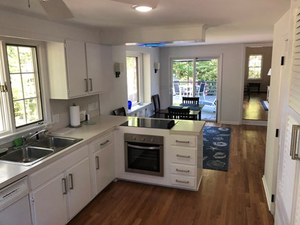 Brewster Cape Cod vacation rental - New stove and oven
