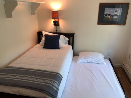 Brewster Cape Cod vacation rental - Pull out bed with memory foam mattress
