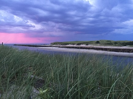Brewster Cape Cod vacation rental - Beautiful sunsets and many beaches nearby