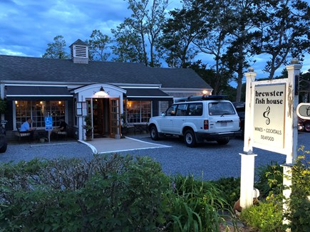 Brewster Cape Cod vacation rental - Fine dining