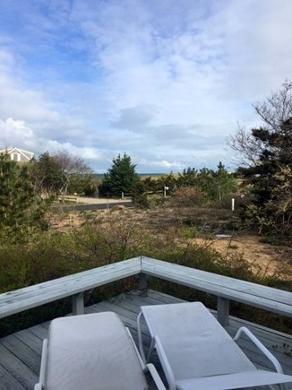 Eastham Cape Cod vacation rental - Blue skies over Cape Cod Bay