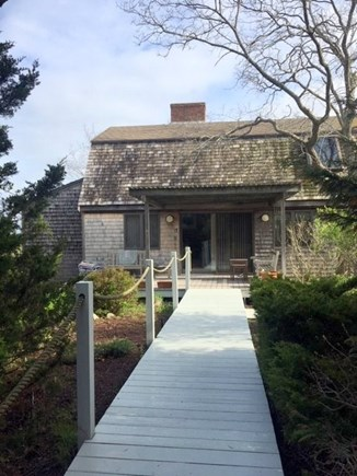 Eastham Cape Cod vacation rental - 15 Patrician Lane - Walkway to Home