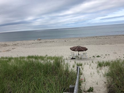 East Sandwich Beach Cape Cod vacation rental - Private beach on Cape Cod Bay