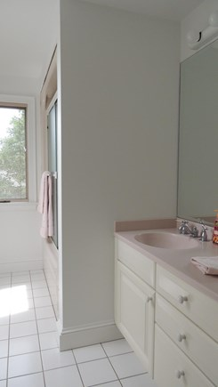 Eastham Cape Cod vacation rental - 3rd full bath upstairs
