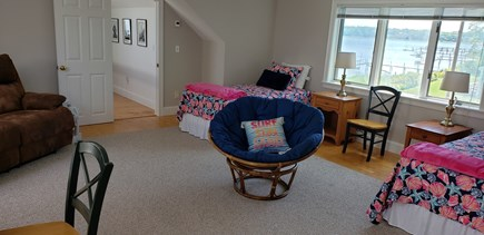Eastham Cape Cod vacation rental - Big twin bedroom / bonus room