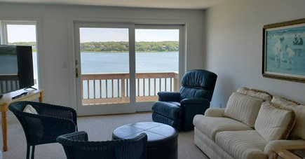 Eastham Cape Cod vacation rental - Upstairs Den / TV room