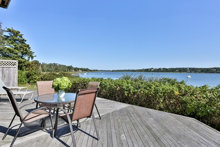 Eastham Cape Cod vacation rental - Deck / View