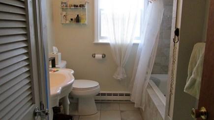 Eastham Cape Cod vacation rental - Second Floor Bathroom